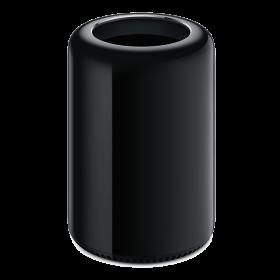 Mac Pro 2013 - Intel Xeon E5 3,7 GHz - 16 Go RAM
