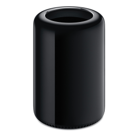 Mac Pro 2013 - Intel Xeon E5 3,5 GHz - 16 Go RAM